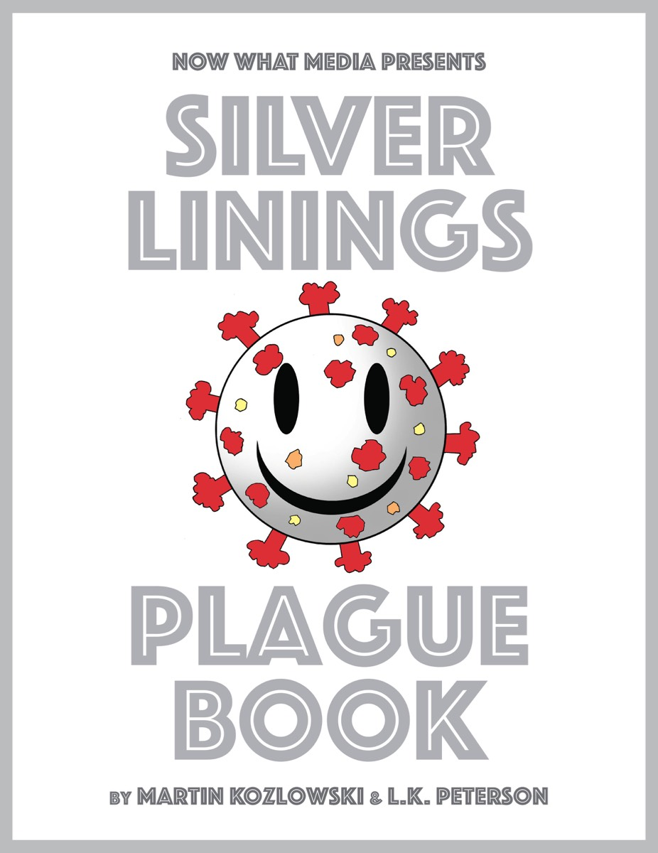 Silver Linings Plague Book