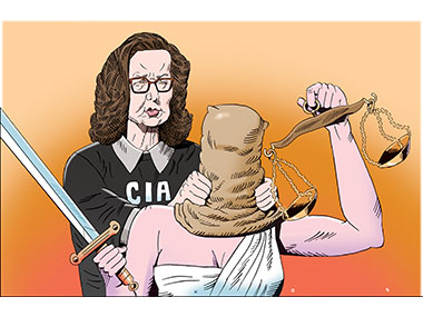 CIA's Haspel and torture history